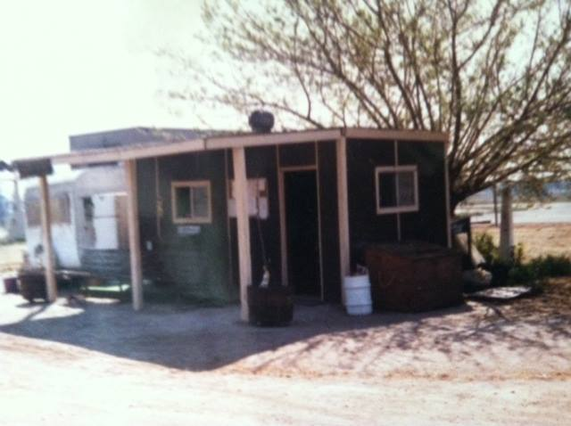 First Prado Equestrian Center Office c. 1985